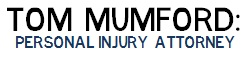 Bellingham Personal Injury Attorney, Tom Mumford